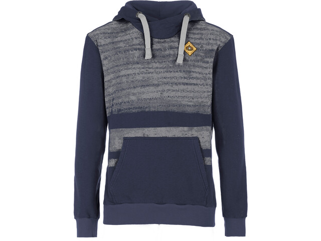 E9 M's Band Hoodie bluenavy
